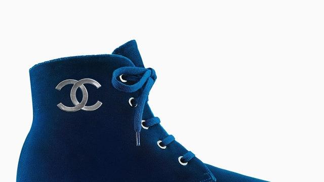 Вещь дня: ботинки Chanel