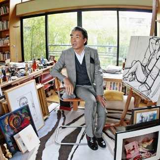 Кензо Такада ушел из жизни