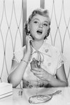 Энн Фрэнсис, 1956