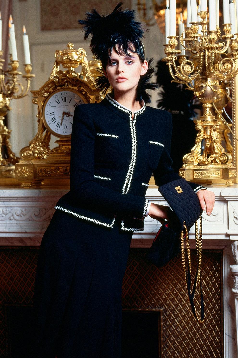 Жакет Chanel: история