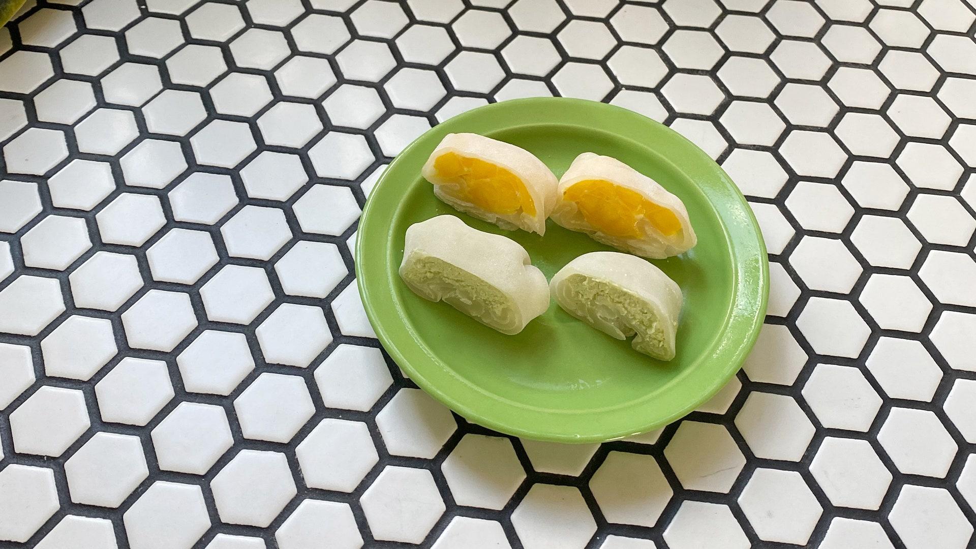 как сделать чай с манго
