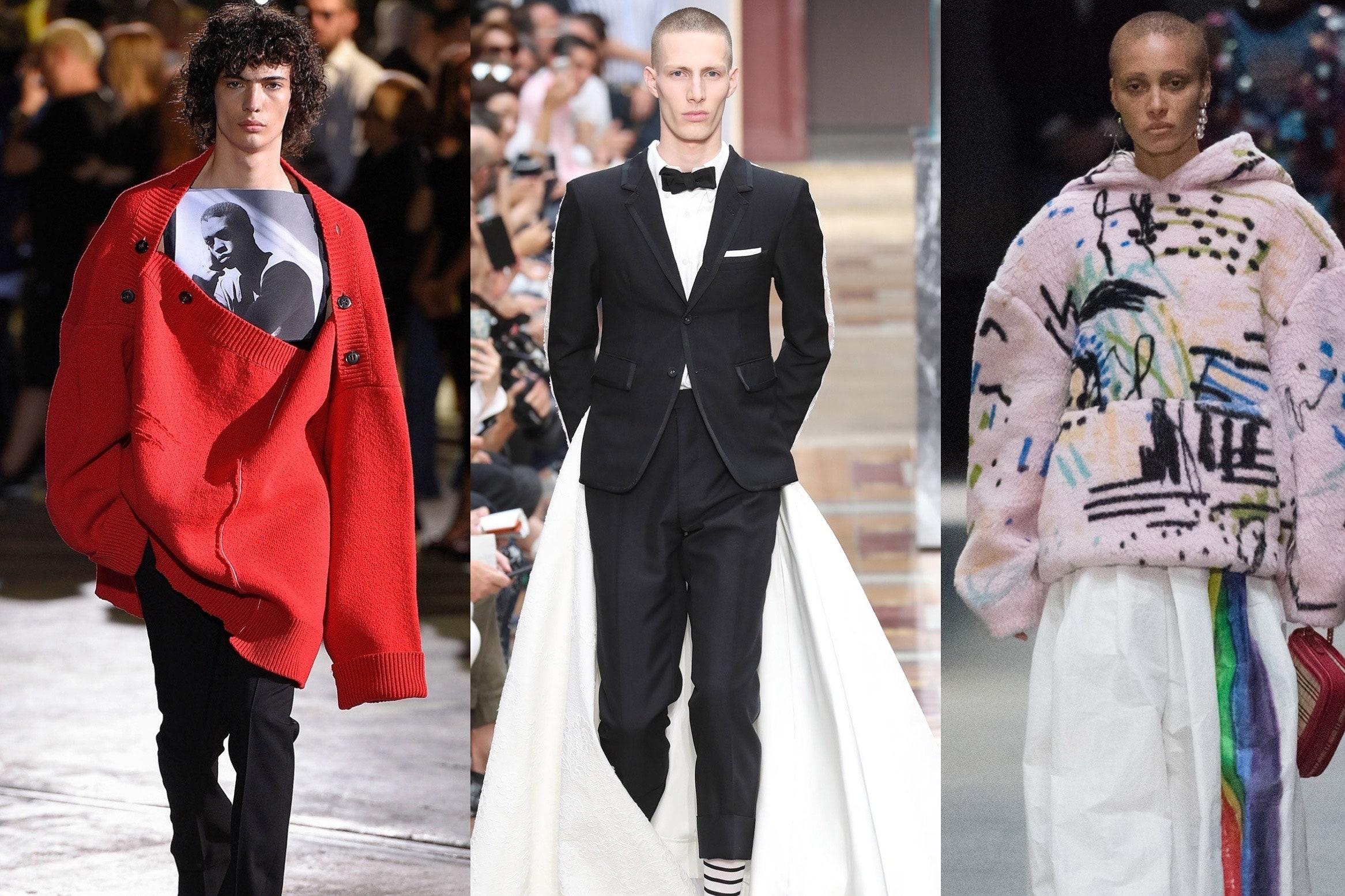 Французский дизайнер Николя Лекур Мансьон об инклюзивности: «Моя одежда предназначена для всех, мода должна выходить за пределы маркетинга»