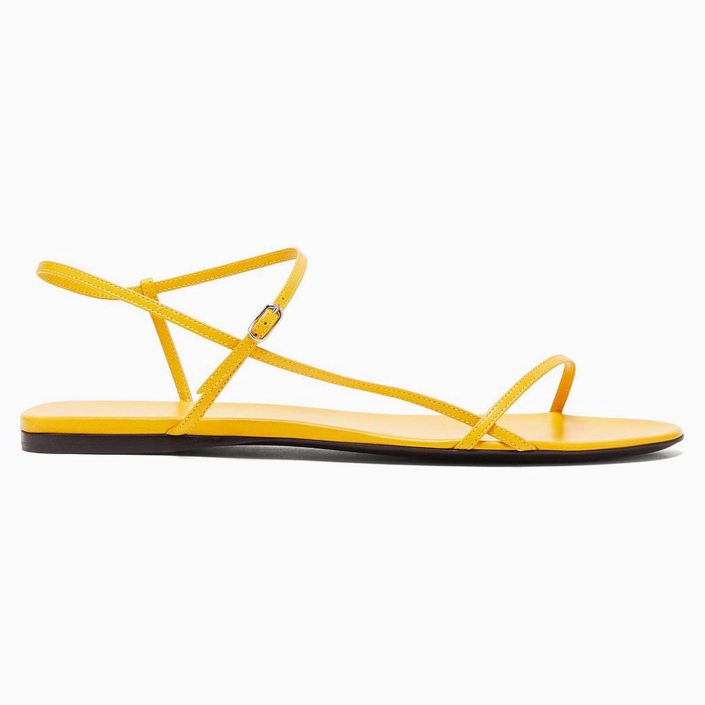 Как выглядеть выше в обуви на плоской подошве