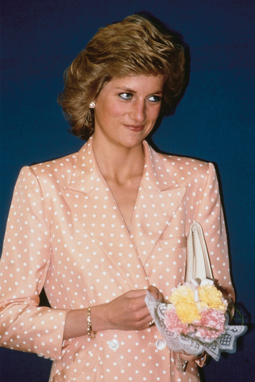 Принцесса Диана —любимый принт иконы стиля