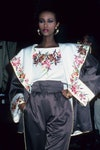 Iman in 1981.