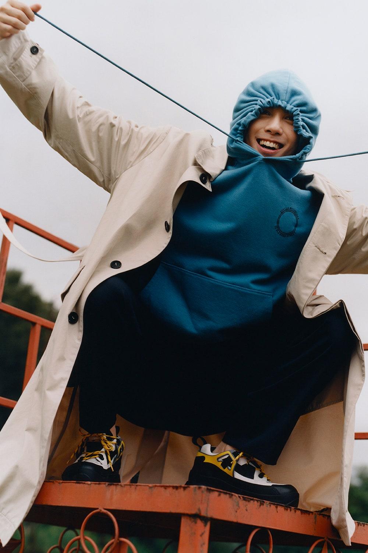 Stella McCartney выпустили первую капсулу одежды унисекс