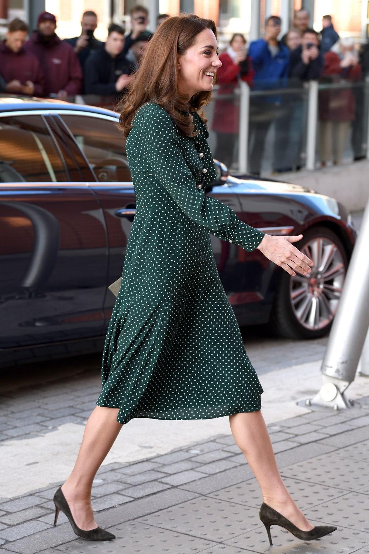 Какие платья чаще всего носит Кейт Миддлтон
