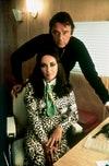 Портрет Ричарда Бертона и Элизабет Тейлор, ноябрь 1970 года.