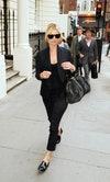 Кейт Мосс в Лондоне, 8 июля 2009