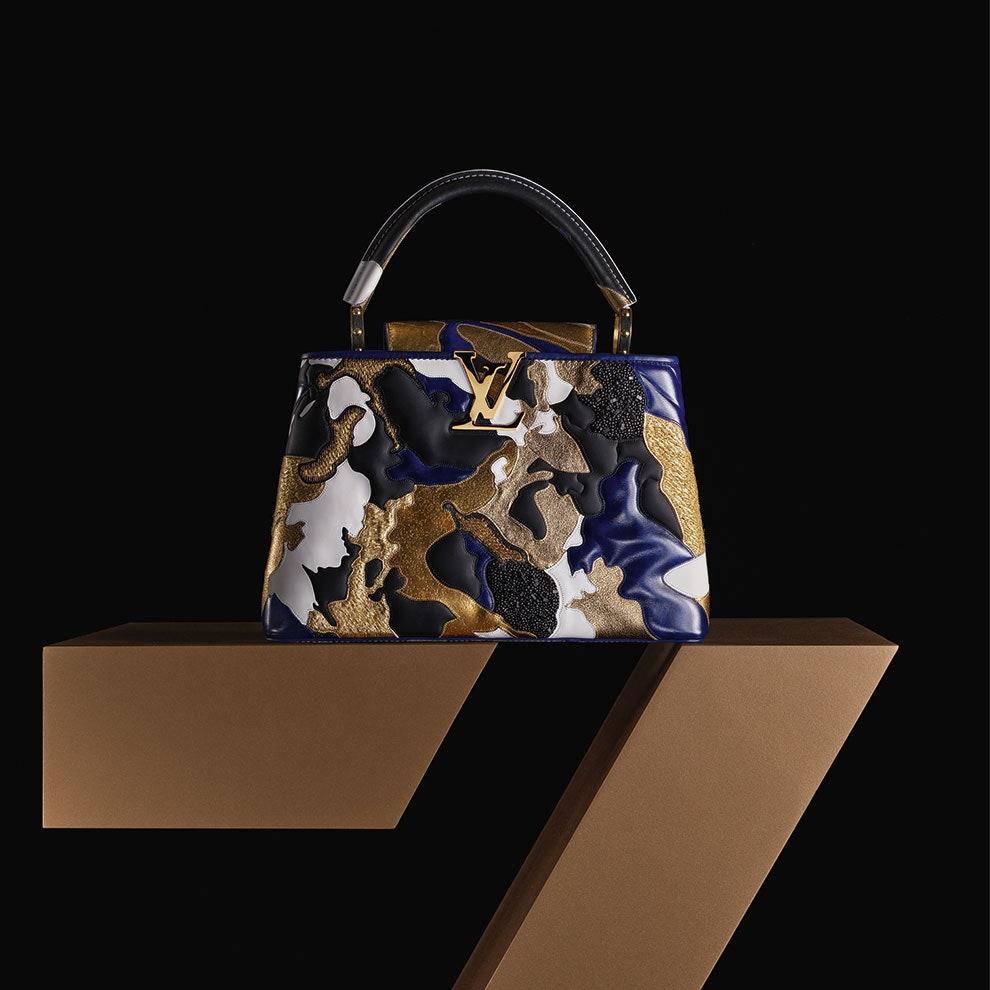 Louis Vuitton выпустили новые сумки Artyсapucines — показываем, как они создавались