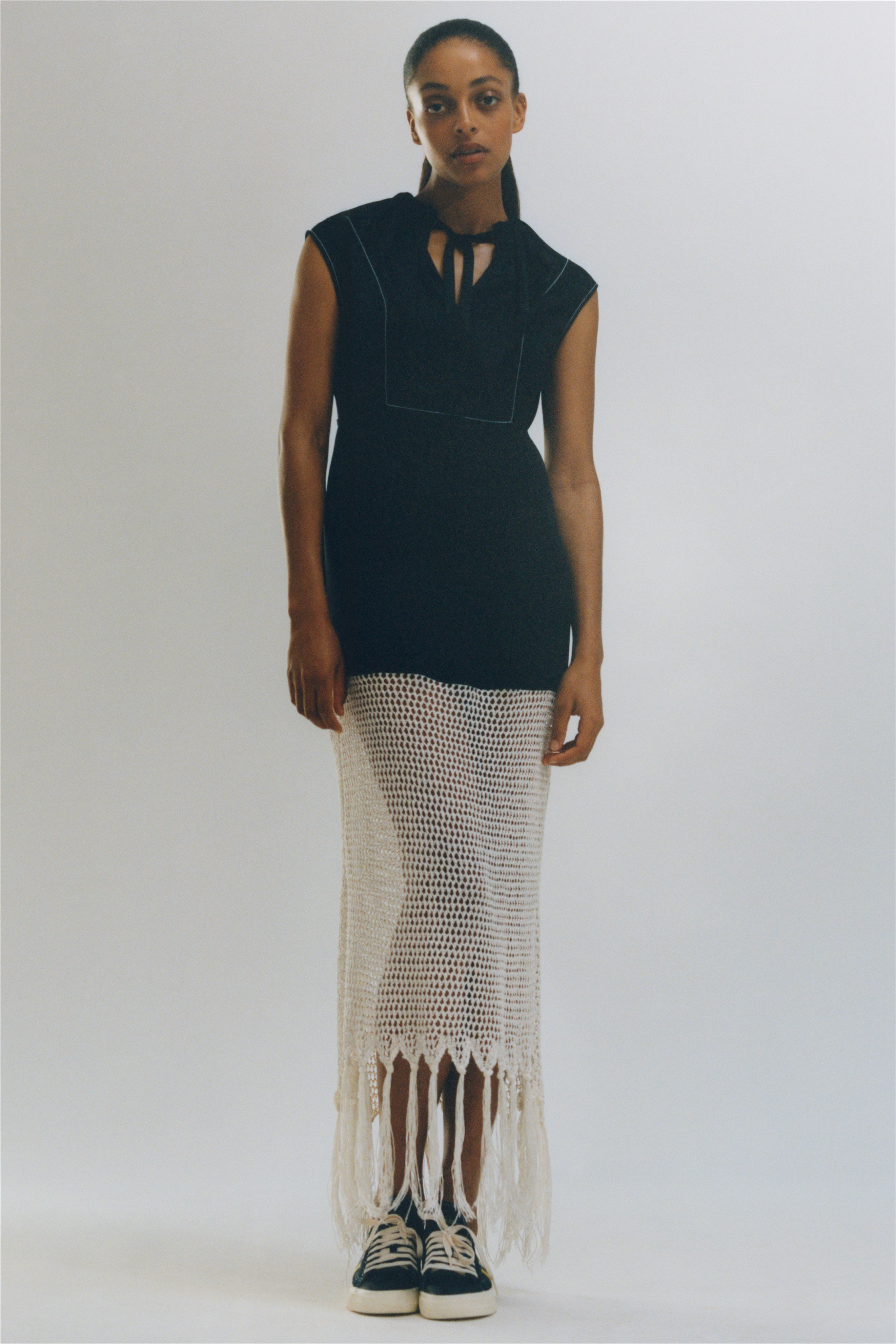 Wales Bonner весна-лето 2021: «Хотелось глубже погрузить зрителя в наш мир», — Грейс Уэльс Боннер о своем дебюте на Неделе моды в Париже