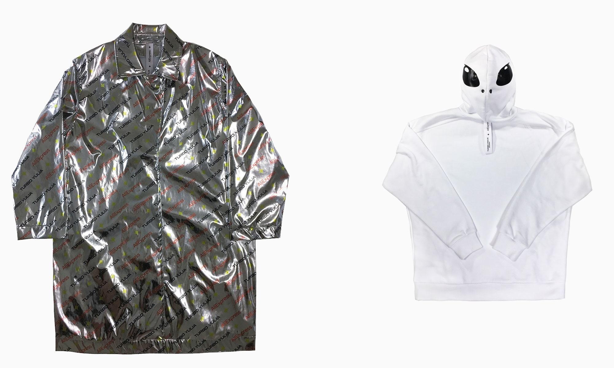 Мода будущего в 7 коллаборациях AliExpress с русскими брендами