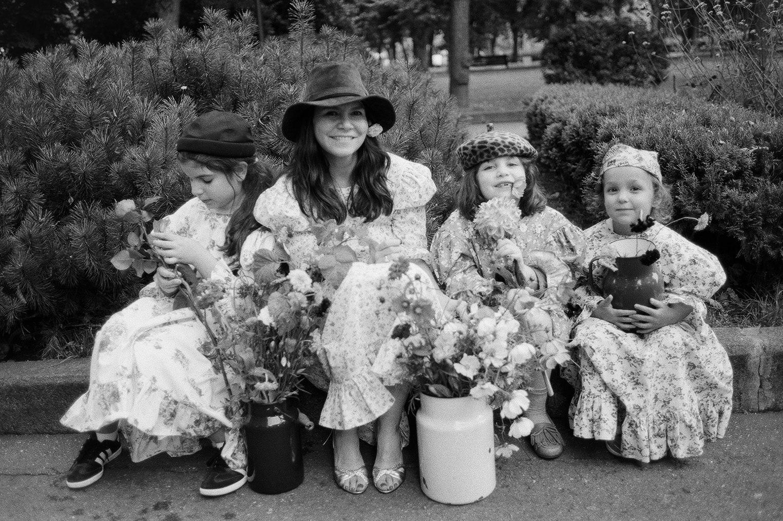 Где купить красивое платье в цветок