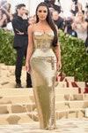 Ким Кардашьян в Versace на Met Gala 2018