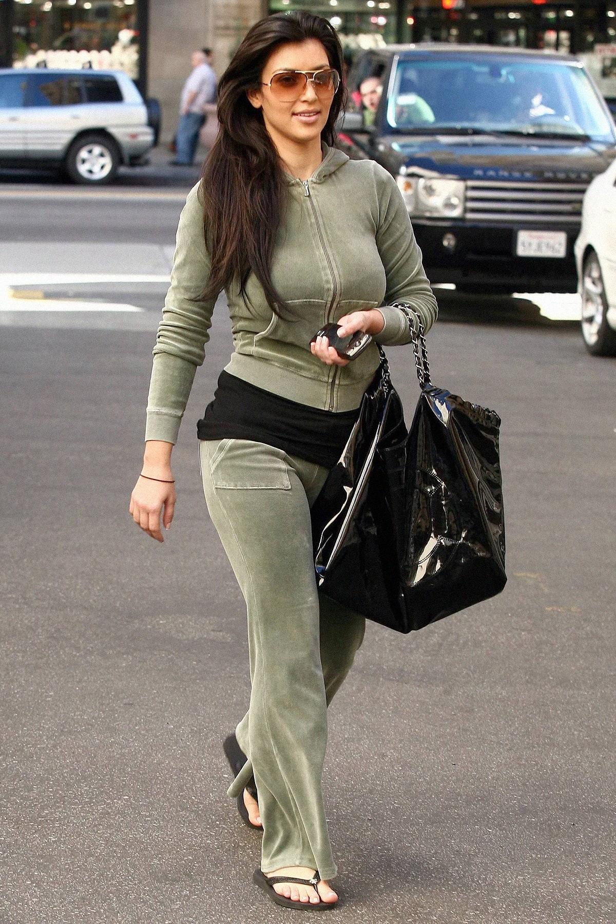 Ким Кардашьян — эволюция стиля Ким Кардашьян