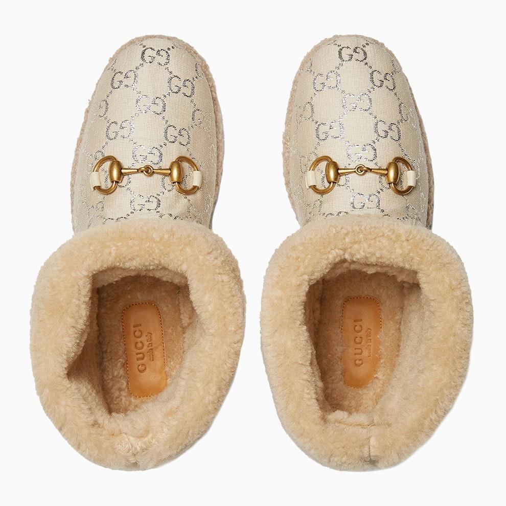 Вещь дня: тапочки Gucci