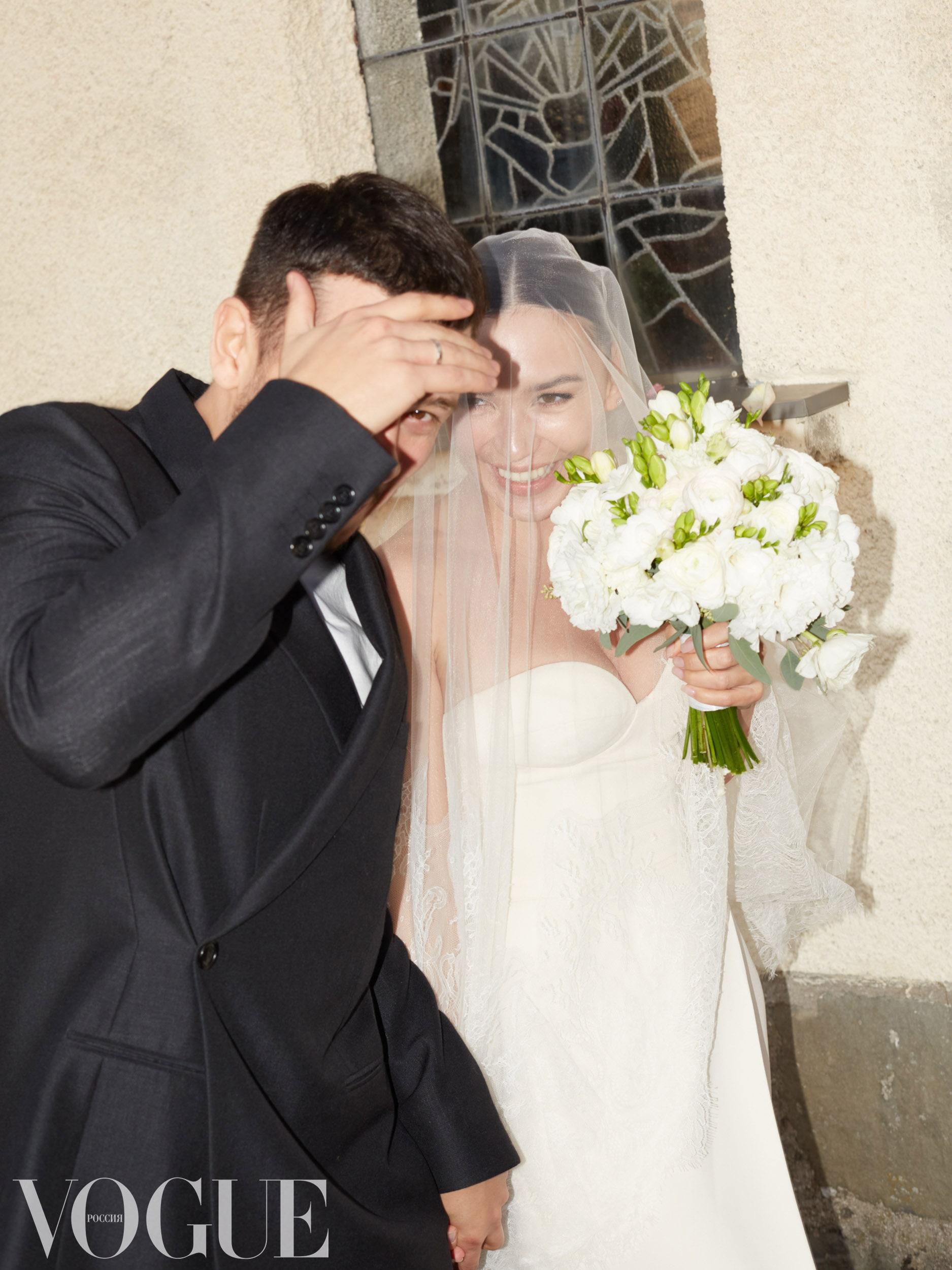 Ольга Серябкина вышла замуж: фотографии со свадьбы певицы