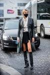 Неделя моды в Париже, стритстайл