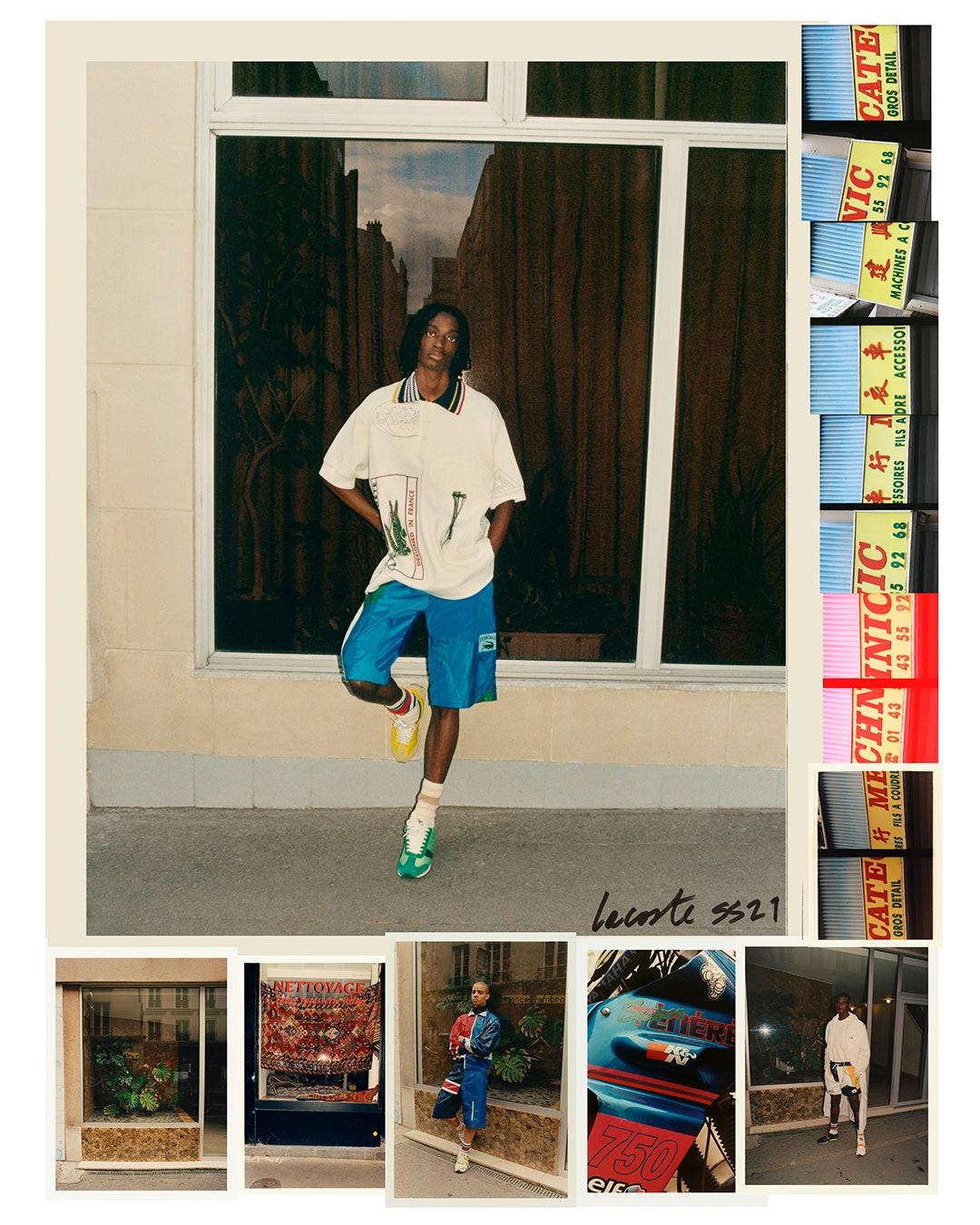 Lacoste и Maison Lemarié создали совместную коллекцию