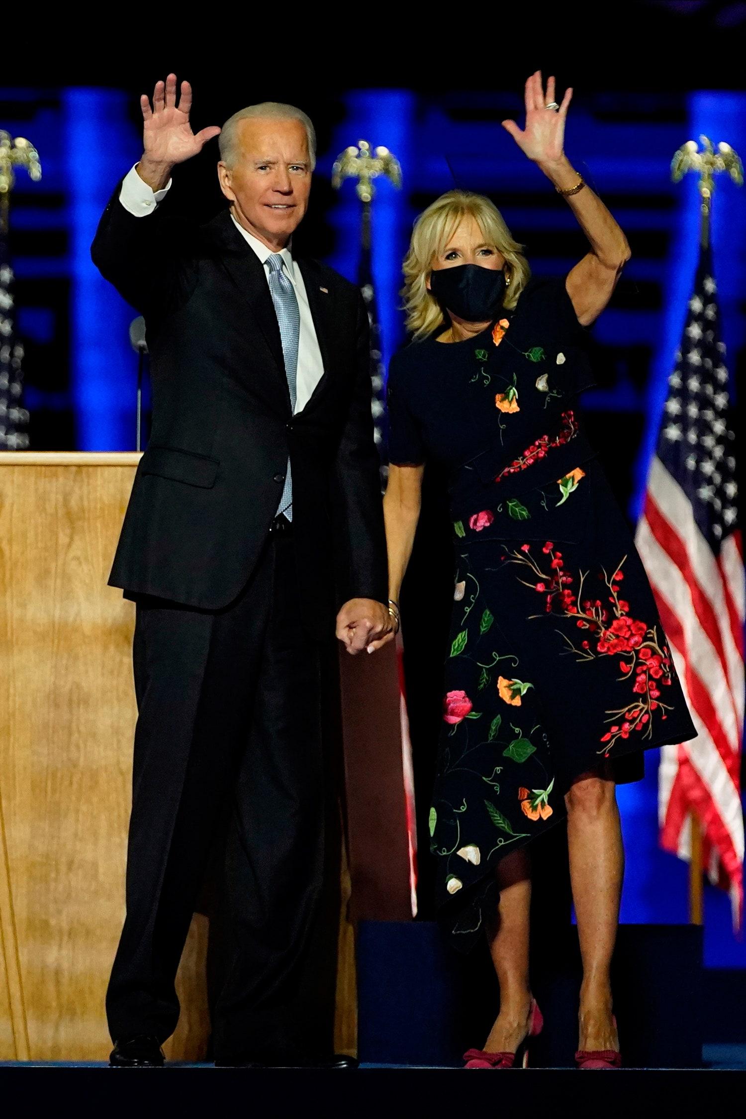 Джилл Байден: как выглядит и одевается жена Джо Байдена и новая первая леди США