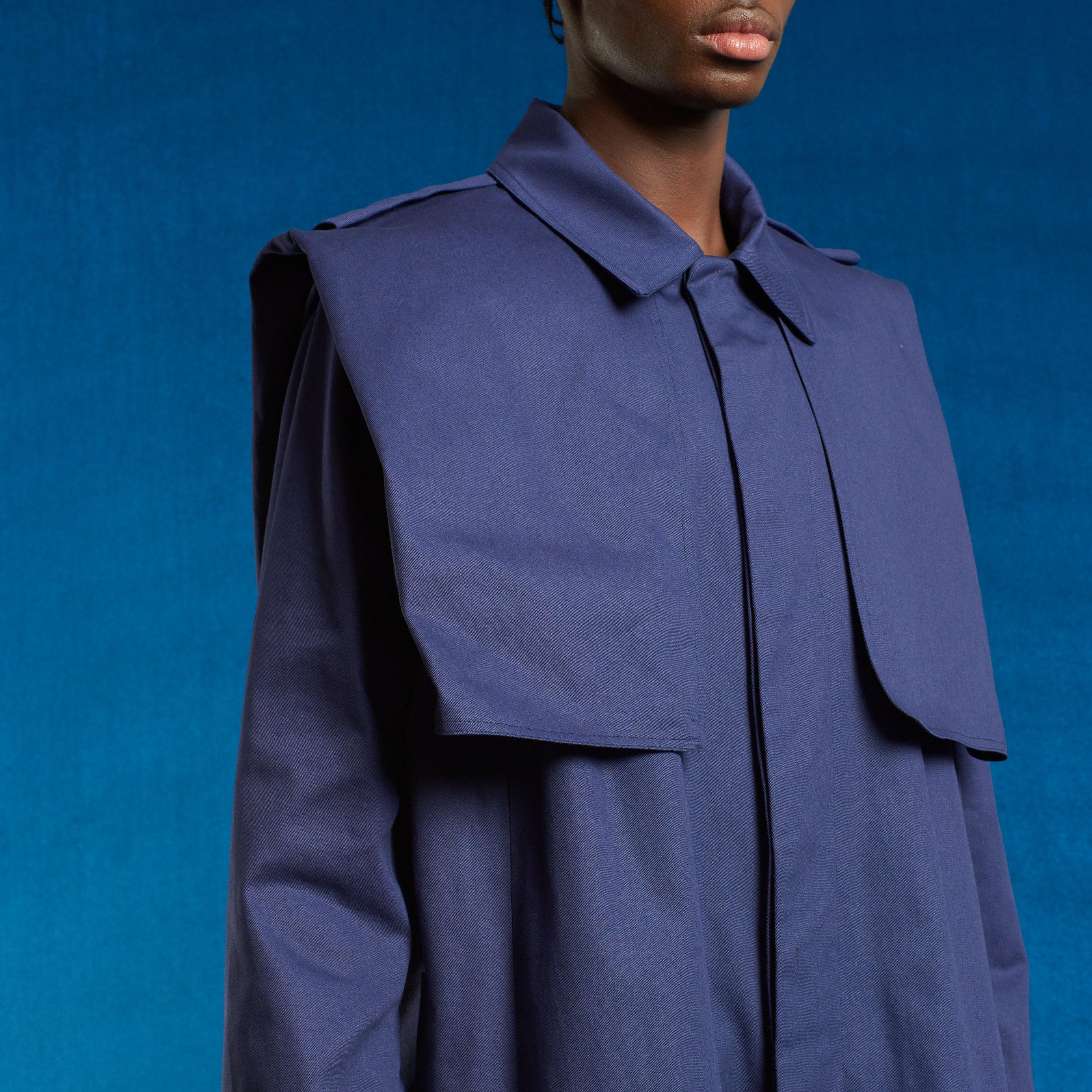 Bianca Saunders: восходящая звезда мужской моды Бьянка Сондерс о своей коллаборации с Gucci