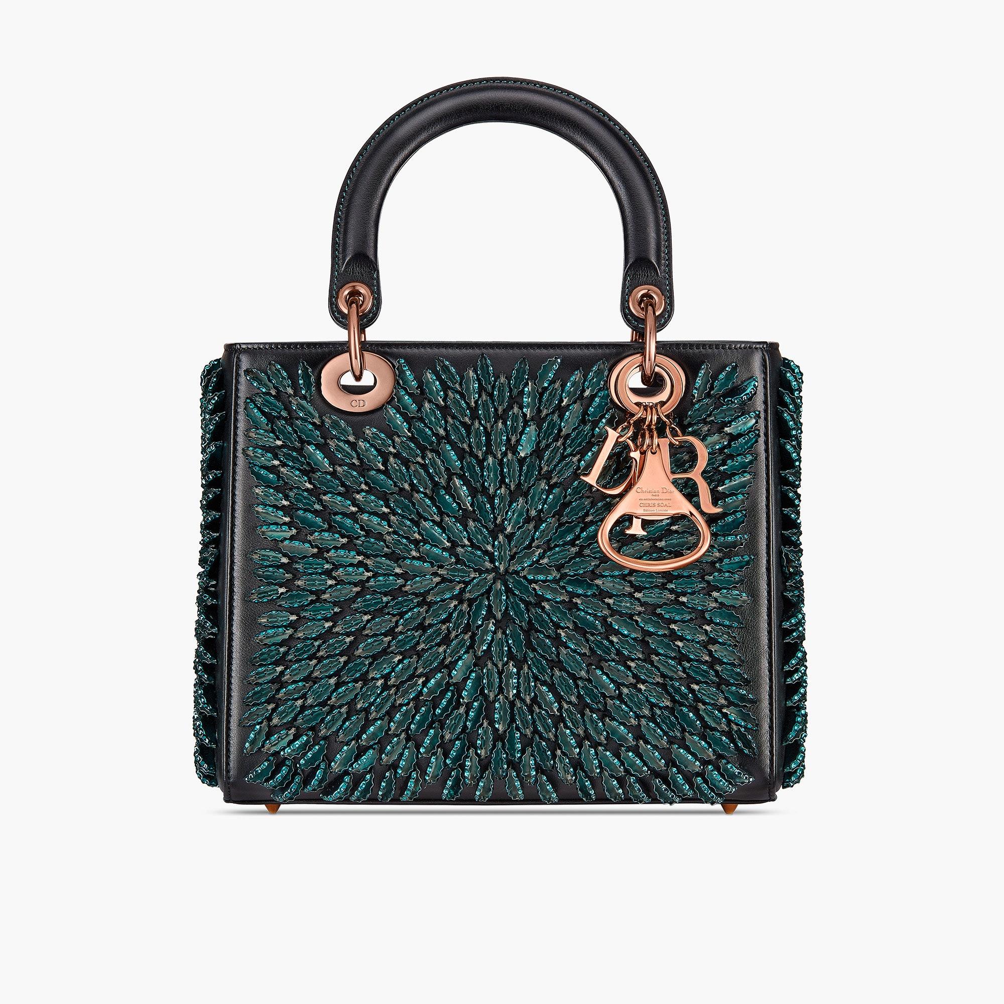 Dior представили пятую часть ежегодного проекта Dior Lady Art