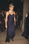 Принцесса Диана в 1996 году на вечере Met Gala