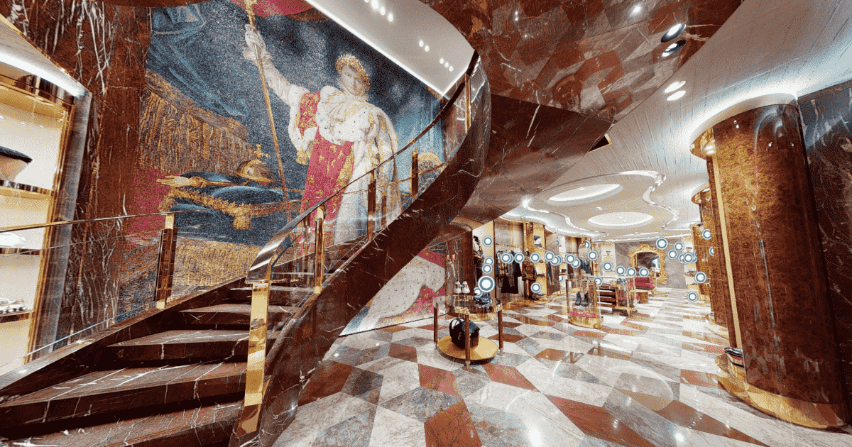 Dolce & Gabbana создали виртуальные бутики