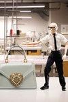 Dolce & Gabbana запустили виртуальные бутики с играми