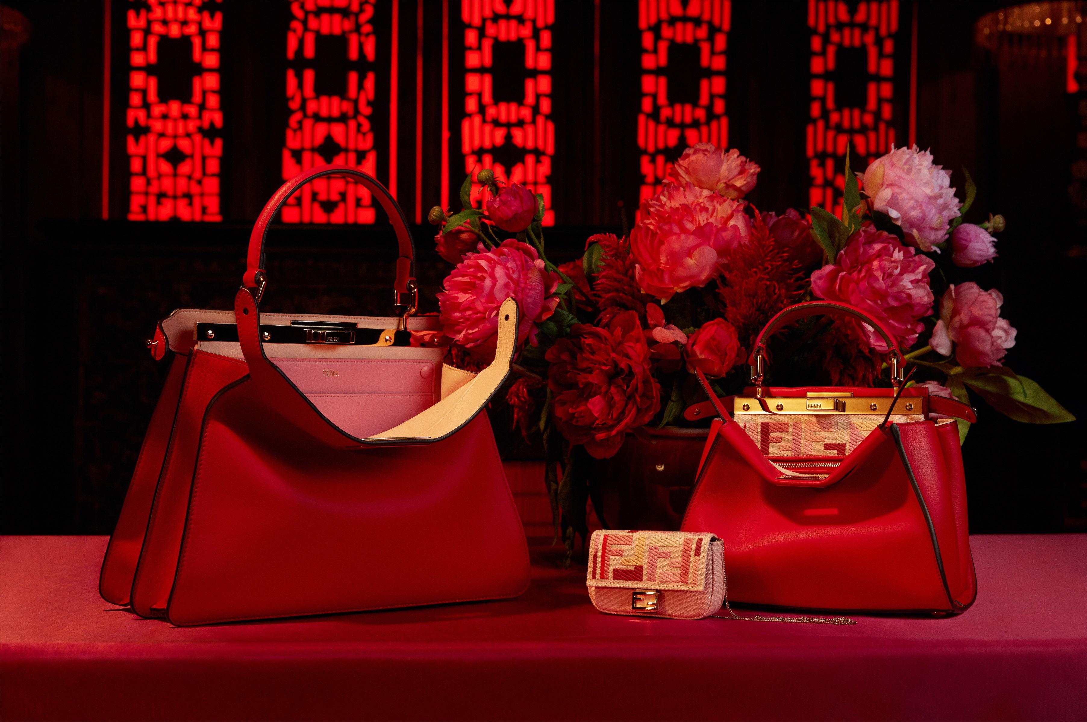 Fendi выпустили капсульную коллекцию, посвященную китайскому Новому году