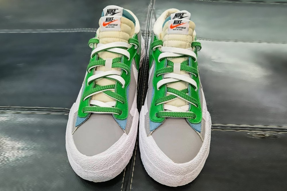 Nike готовят коллаборации с Sacai и Jean Paul Gaultier