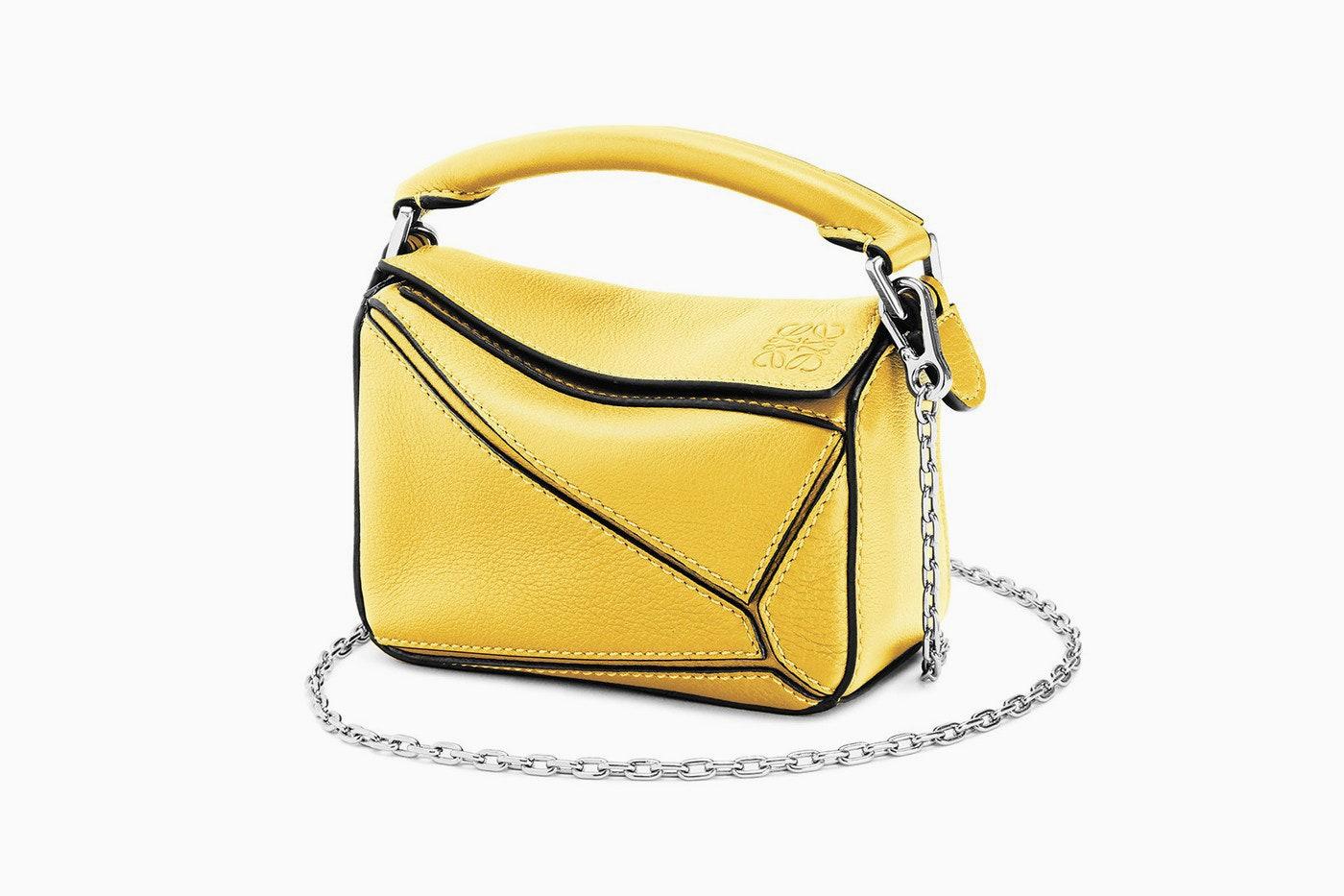 Loewe представили сумку Puzzle Nano
