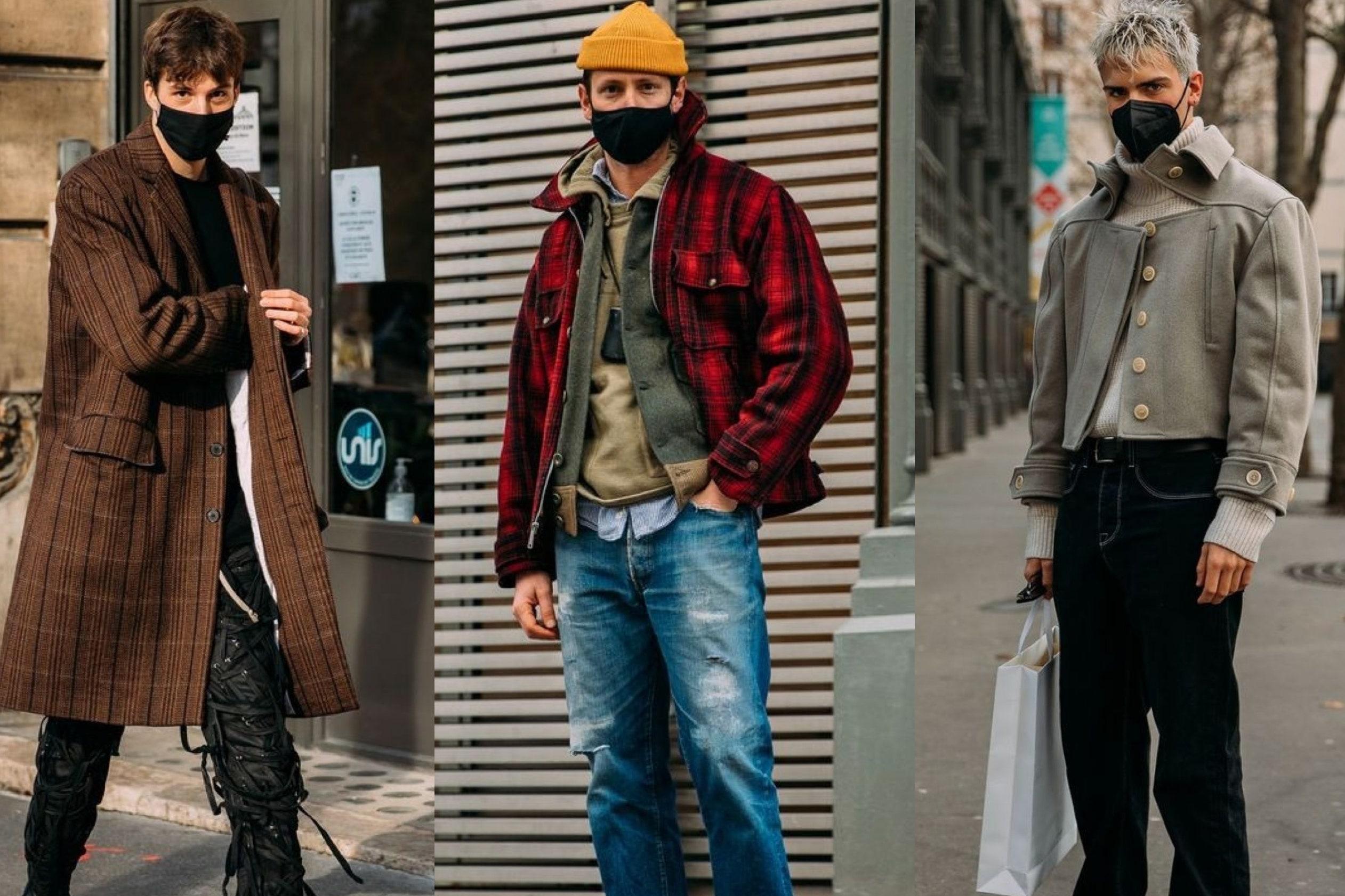 Чего ожидать от мужских Недель моды весна-лето 2022
