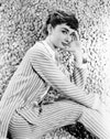 Одри Хепберн на съемках «Сабрины», 1954