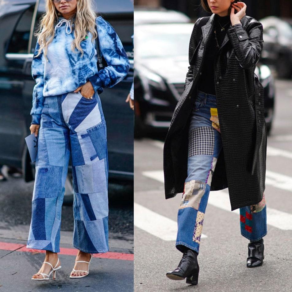 Levi's и Upcycled by Miu Miu сделали самые модные джинсовые куртки этого лета