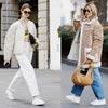Самые модные белые кеды этой весны