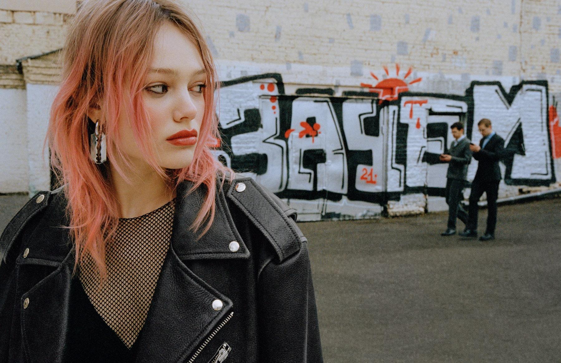 Ксения Соловьёва о майском номере Vogue Россия