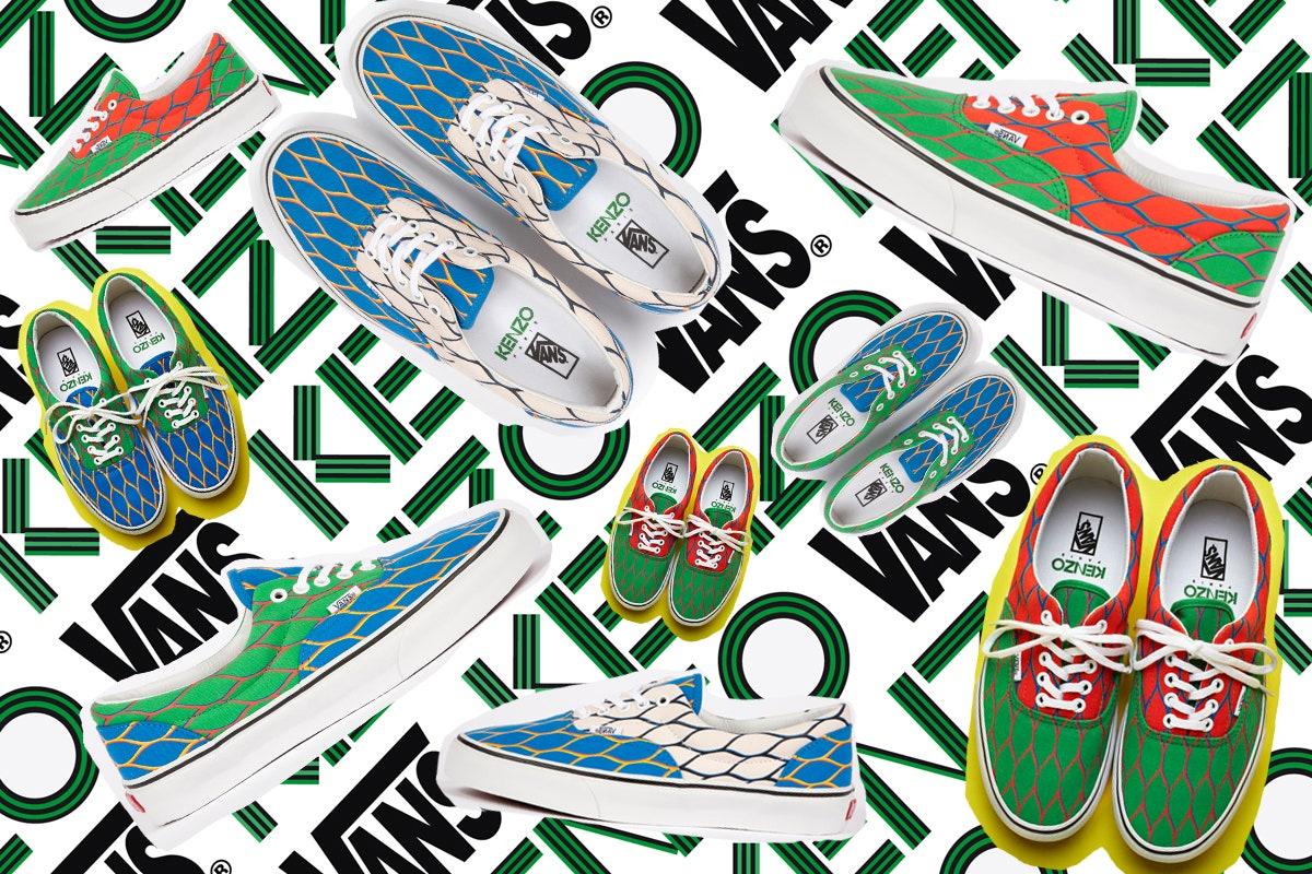 Vans: 5 лучших коллабораций бренда за всю его историю