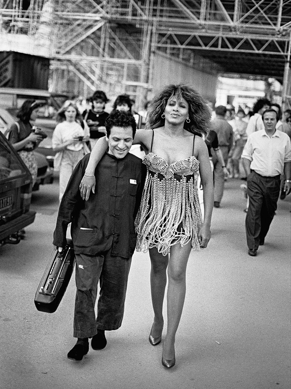 Как Питер Линдберг и Аззедин Алайя повлияли на моду 1980-х и 1990-х