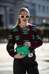 Как сочетать сумку Chanel 11.12 в стритстайл этим летом