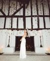 Ариана Гранде в день свадьбы
