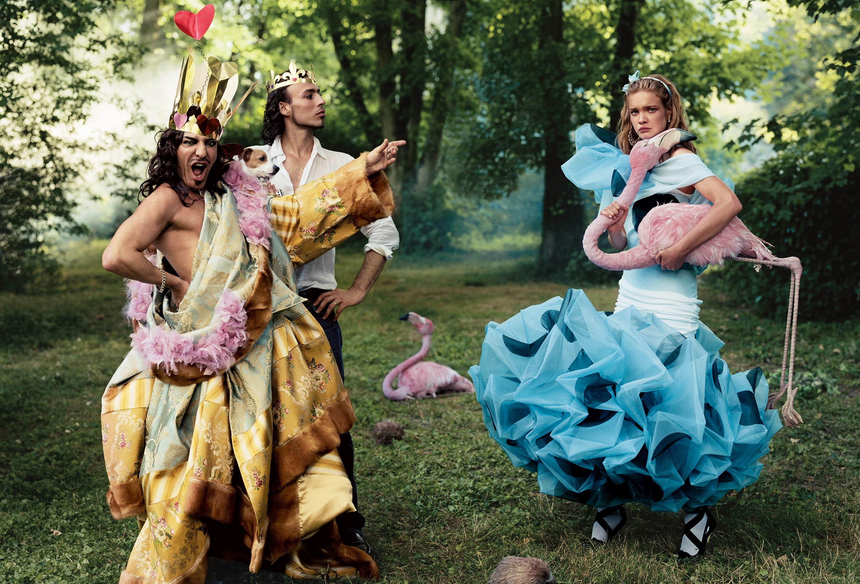 Как и почему «Алиса в Стране чудес» стала одной из главных муз мира моды