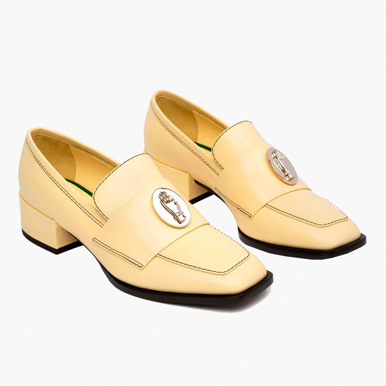 Любимые лоферы сестер Блатштейн —обувь, которую можно носить практически круглый год